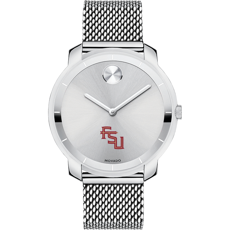 Florida State Women's Movado Stainless Bold 36 - Image 2