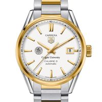 Colgate Men's TAG Heuer Two-Tone Carrera with Bracelet