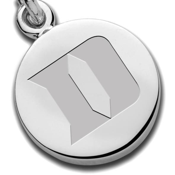 Duke Sterling Silver Charm - Image 2