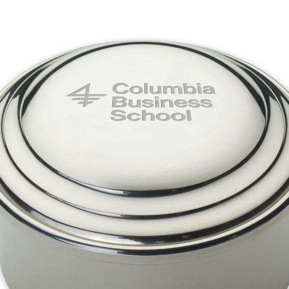 Columbia Business Pewter Keepsake Box - Image 2