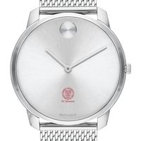 Cornell SC Johnson College of Business Men's Movado Stainless Bold 42