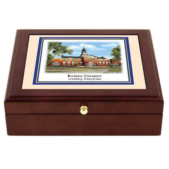 Bucknell Eglomise Desk Box