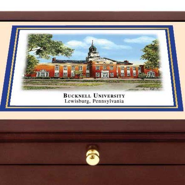 Bucknell Eglomise Desk Box - Image 2