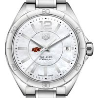 Oklahoma State University Women's TAG Heuer Formula 1 with MOP Dial