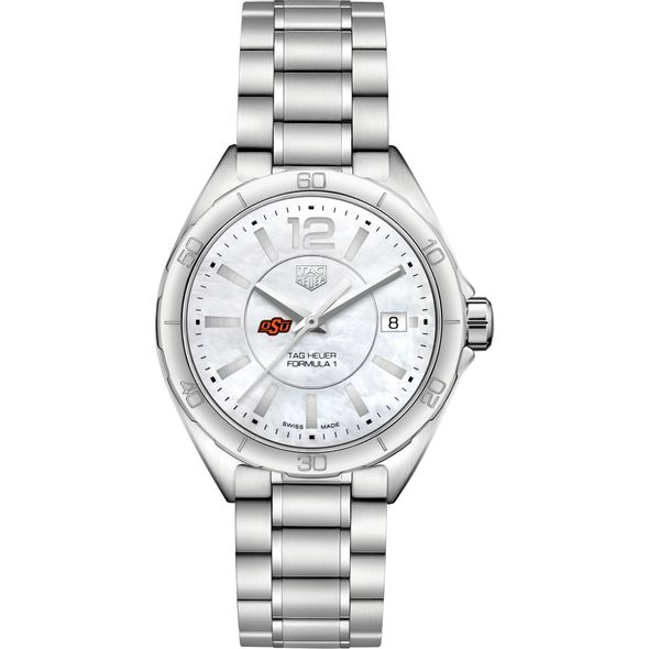 Oklahoma State University Women's TAG Heuer Formula 1 with MOP Dial - Image 2