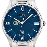 Georgia Tech Men's BOSS Classic with Bracelet from M.LaHart