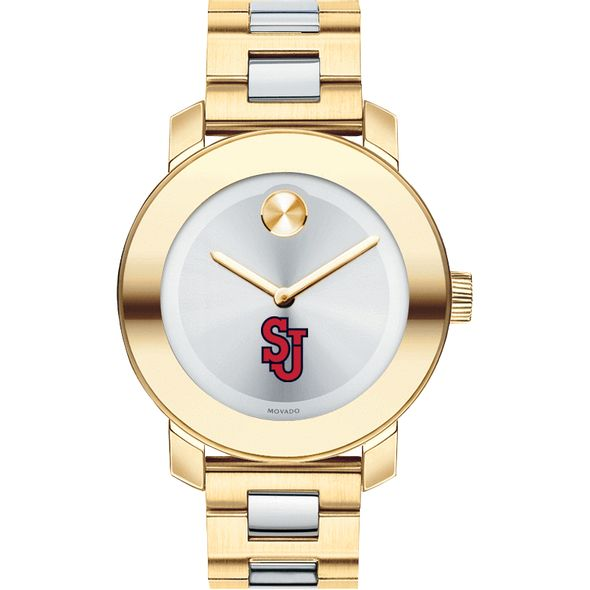 St. John's University Women's Movado Two-Tone Bold - Image 2
