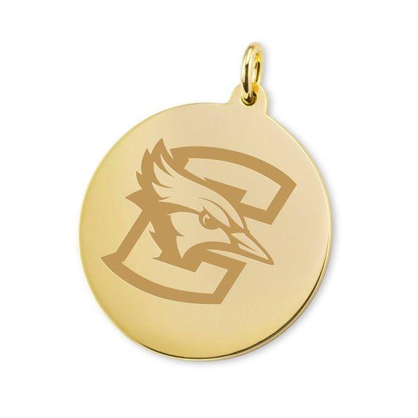 Creighton 14K Gold Charm