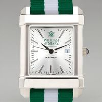 College of William & Mary Collegiate Watch with NATO Strap for Men