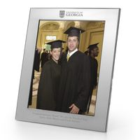 Georgia Polished Pewter 8x10 Picture Frame