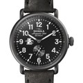 Loyola Shinola Watch, The Runwell 41mm Black Dial - Image 1