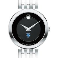 US Merchant Marine Academy Women's Movado Esparanza Stainless Steel Museum with Bracelet