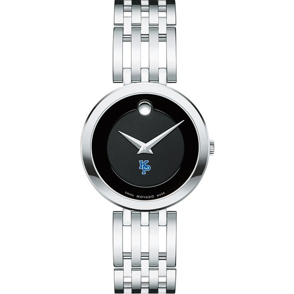 US Merchant Marine Academy Women's Movado Esparanza Stainless Steel Museum with Bracelet - Image 2
