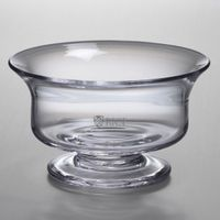 Rice University Simon Pearce Glass Revere Bowl Med