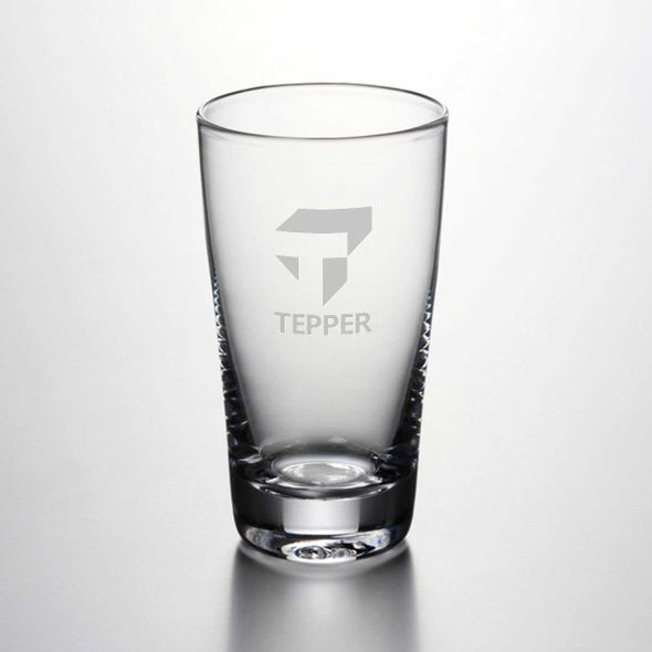 Tepper Ascutney Pint Glass by Simon Pearce