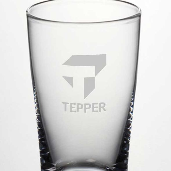 Tepper Ascutney Pint Glass by Simon Pearce - Image 2