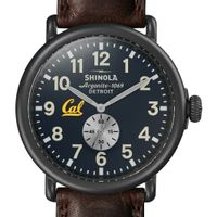 Berkeley Shinola Watch, The Runwell 47mm Midnight Blue Dial