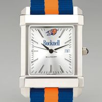 Bucknell University Collegiate Watch with NATO Strap for Men