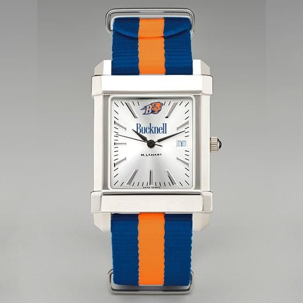 Bucknell University Collegiate Watch with NATO Strap for Men - Image 2