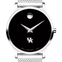 University of Kentucky Women's Movado Museum with Mesh Bracelet