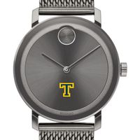 Trinity College Men's Movado BOLD Gunmetal Grey with Mesh Bracelet