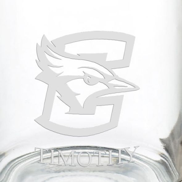 Creighton University 13 oz Glass Coffee Mug - Image 3