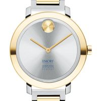 Emory Goizueta Business School Women's Movado Two-Tone Bold 34