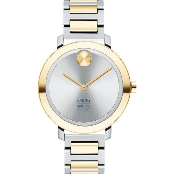 Emory Goizueta Business School Women's Movado Two-Tone Bold 34 - Image 2