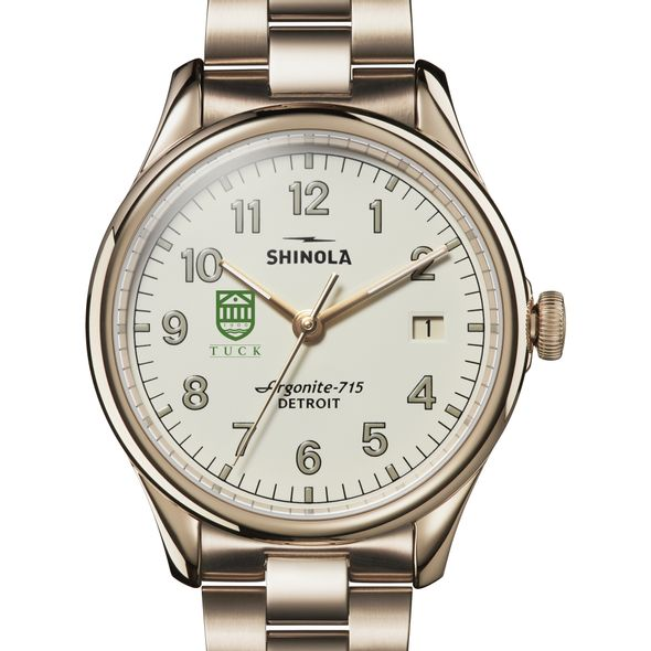 Tuck Shinola Watch, The Vinton 38mm Ivory Dial