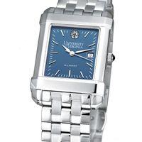 UVA Men's Blue Quad Watch with Bracelet