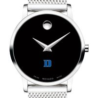 Duke University Women's Movado Museum with Mesh Bracelet