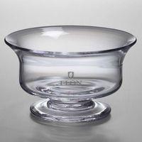 Elon Simon Pearce Glass Revere Bowl Med