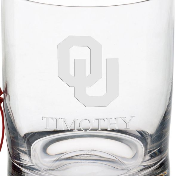 Oklahoma Tumbler Glasses - Set of 4 - Image 3