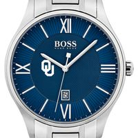 University of Oklahoma Men's BOSS Classic with Bracelet from M.LaHart