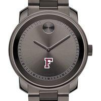 Fordham Men's Movado BOLD Gunmetal Grey