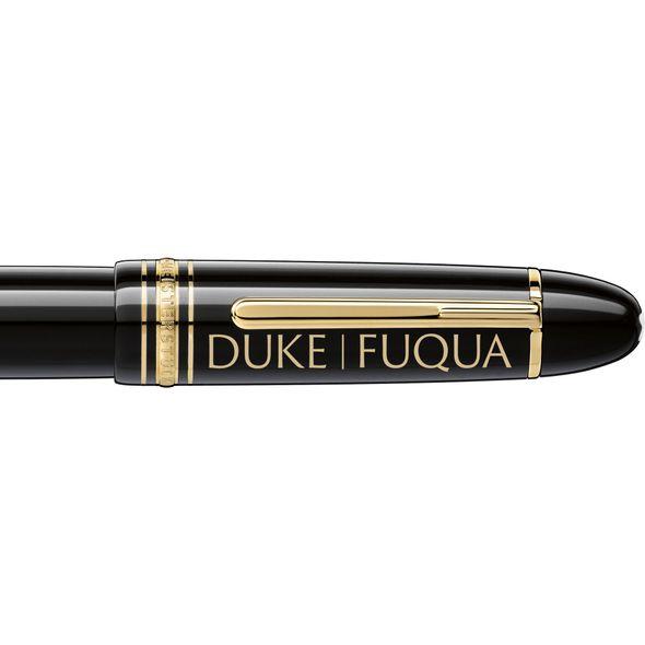 Duke Fuqua Montblanc Meisterstück 149 Fountain Pen in Gold - Image 2