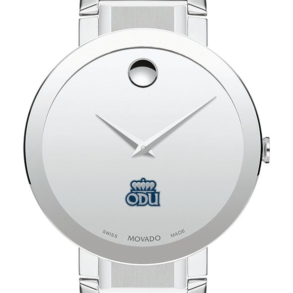Old Dominion Men's Movado Sapphire Museum with Bracelet - Image 1