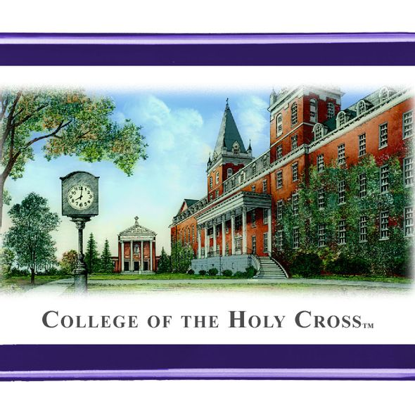 Holy Cross Eglomise Paperweight - Image 2