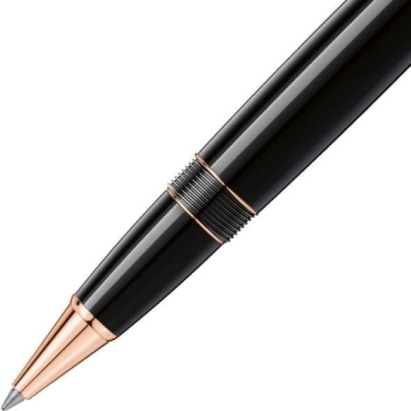 George Washington University Montblanc Meisterstück LeGrand Rollerball Pen in Red Gold - Image 3