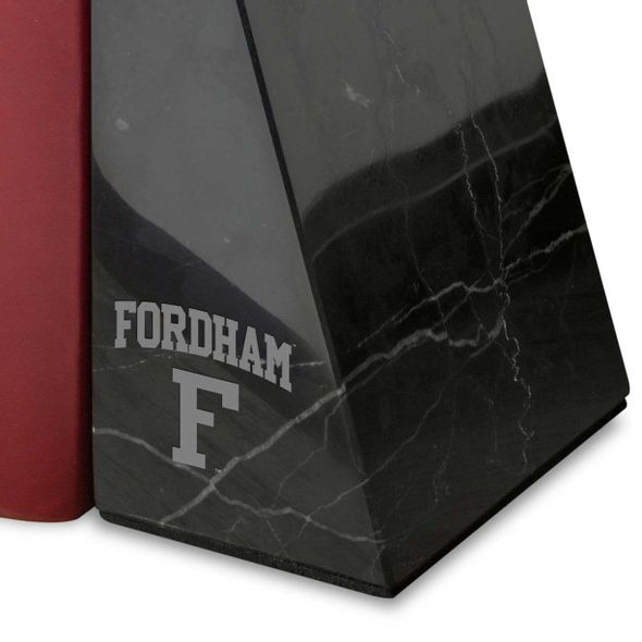 Fordham Marble Bookends by M.LaHart - Image 2