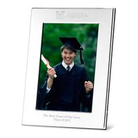 College of Charleston Polished Pewter 4x6 Picture Frame