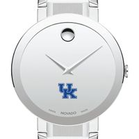 University of Kentucky Men's Movado Sapphire Museum with Bracelet