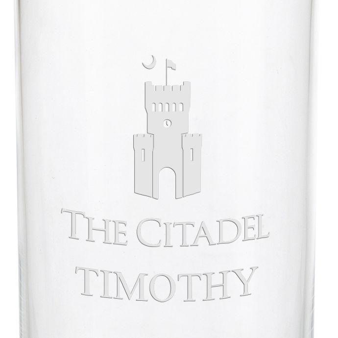 Citadel Iced Beverage Glasses - Set of 2 - Image 3