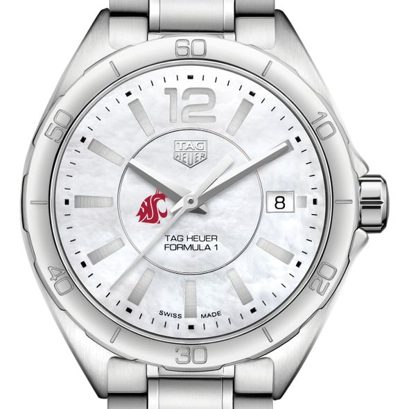 Washington State University Women's TAG Heuer Formula 1 with MOP Dial