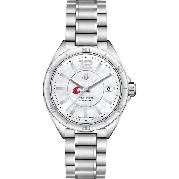 Washington State University Women's TAG Heuer Formula 1 with MOP Dial - Image 2