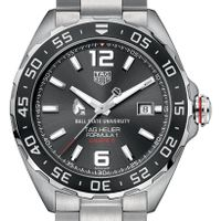 Ball State Men's TAG Heuer Formula 1 with Anthracite Dial & Bezel