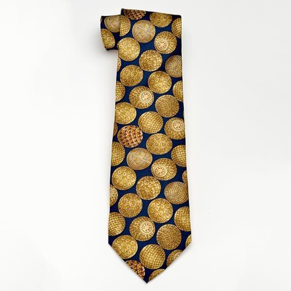 Stanford Silk Tie