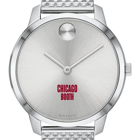 Chicago Booth Women's Movado Stainless Bold 35