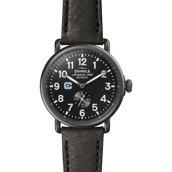 Citadel Shinola Watch, The Runwell 41mm Black Dial - Image 2