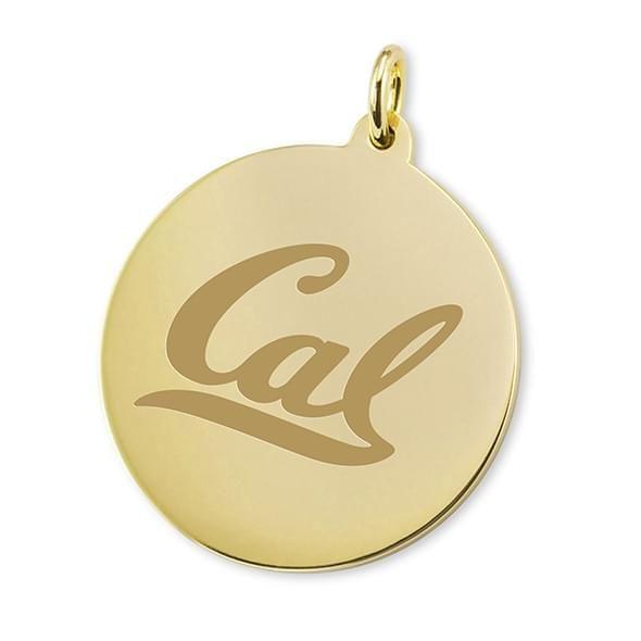 Berkeley 18K Gold Charm - Image 1
